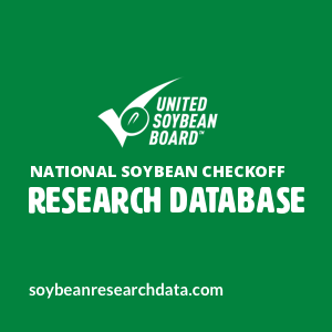 National Soybean Research Database logo